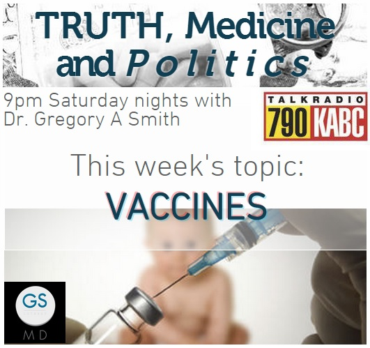 Truth Medicine and Politics Vaccines Dr Suzanne Humphries KABC